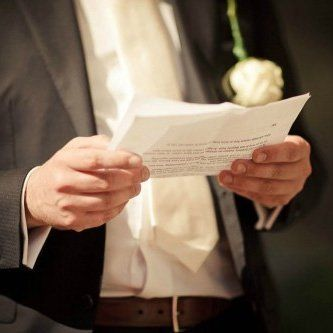 discurso boda de oro