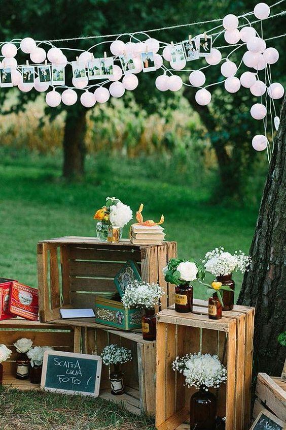 espacio de fotos bodas de oro