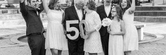 Frases para bodas de oro