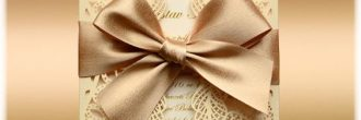 Invitaciones bodas de oro
