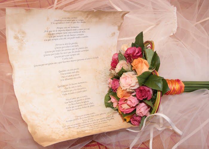poema en bodas de oro