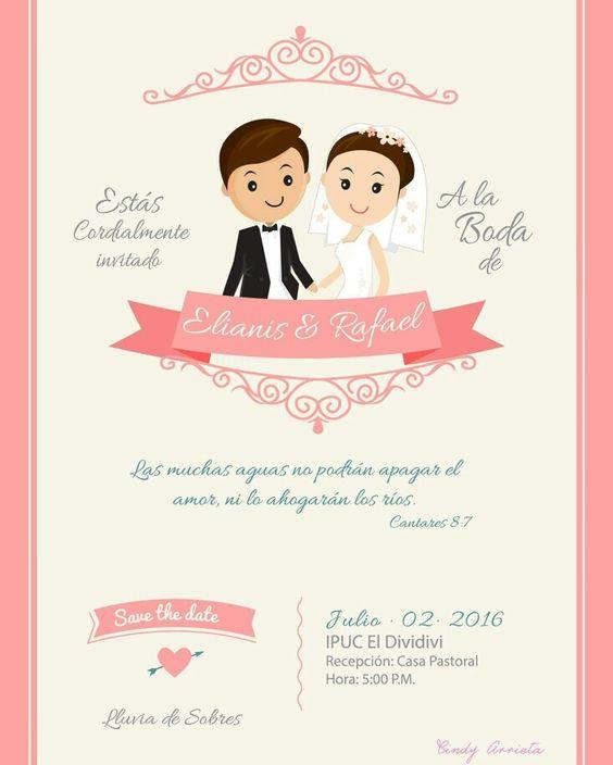 tarjetas animadas para bodas de oro
